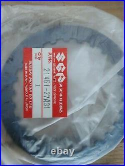 Suzuki GSXR750 Limited dry clutch plates New NOS Yoshimura 1986 GSXR750R GSX-R