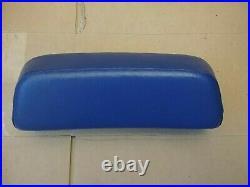 Suzuki GSXR750 slabside backrest solo seat NOS new GSXR1100 1985 1987 GSX-R750