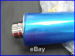 Suzuki GSX-R1000 Exhaust Muffler 2001-02 NOS GSXR1000 PIPE BODY 14310-40F00-H01