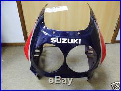 Suzuki GSX-R400 Top Cowling 1987 NOS GSX-R400H Front Nose Fairing 94400-32B