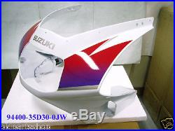 Suzuki GSX-R400 Top Cowling NOS GSX-R400RS GK76A Front Fairing 94400-35D30-0JW