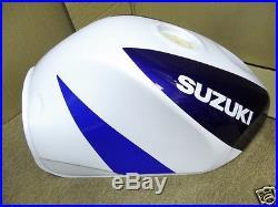 Suzuki GSX-R750 Fuel Tank 1996-99 NOS GSX-R750X Gas Tank 44100-33ED0-L99 GSXR750