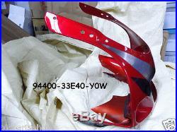 Suzuki GSX-R750 Top Cowling NOS GSX-R750X Front Nose 94400-33E40-YOW FAIRING GSX