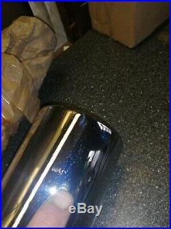 Suzuki GS/GSX 250 right Silencer 1980 83 1430-11501-000 NEW OLD STOCK (RARE)