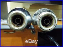 Suzuki GT200 Exhaust Pipe L+R NOS GT200 X5 Exhaust Muffler Silencer 14301-10310