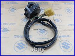 Suzuki GT250 X7 may fit GT200 GS400 GS425 Switch LH Headlight 374-1 NOS Genuine
