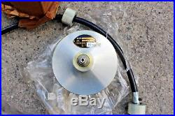 Suzuki GT550 GT750 PATROL POLICE MOTOR BIKE Siren Assy&Siren Cable NOS Genuine
