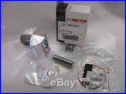 Suzuki GT550 nos 2nd over piston and ring set 1972-1977 1.0mm Wiseco