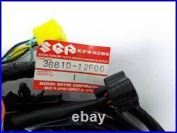 Suzuki GZ125 Wireharness NOS Marauder 125 Wire Harness 36610-12F00 LOOM Wiring