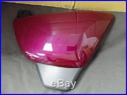 Suzuki GZ250 Side Cover L & R 1999-2001 NOS GZ125 MARAUDER PANEL 47111-12F00-Y4M