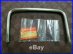 Suzuki Gs1000/1000S Tailpiece Chrome trim / Moulding. New Old Stock 45522-49000