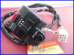 Suzuki Gs1000 1980/83 Nos Right Handle Switch Oem # 37200-49212