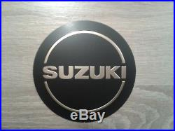 Suzuki Gs1000 Generator Cover Emblem New Old Stock 68233-45200