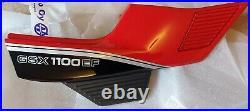 Suzuki Gsx1100ef / Gs1150, Nos Sidecovers Rhd Side 47100-10a00-7jk And Lhd Side