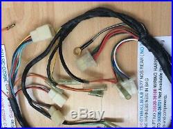 Suzuki Gt185 K. L. M. A. B 73-77 Nos Wiring Harness / Loom New Pt No 36620-36100