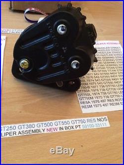Suzuki Gt250 Gt380 Gt500 Gt550 Gt750 Re5 Nos Brake Caliper Pt No 59100-33111