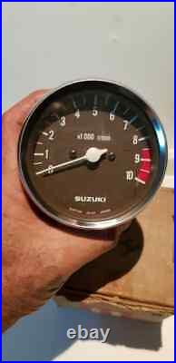 Suzuki Gt250 Nos Tachometer
