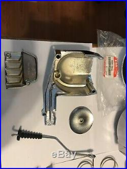 Suzuki Gt750 Assorted NOS And Re Chromed Own Parts