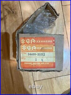 Suzuki Gt750 Thermometer Assy. Nos. 34400-31012
