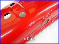 Suzuki NOS NEW 63113-28000-293 Red Rear Fender TS TS125 1973