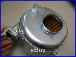 Suzuki NOS T20, TC250, 1969, Air Cleaner Assembly, # 13700-11600 S-24