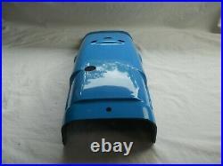 Suzuki NOS TS125 R, 1971, Rear Fender, Daytona Blue, # 63113-28000-137 (A)
