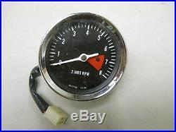 Suzuki NOS TS125, TS185, 1971, Tachometer Assembly, # 34200-28010 S22