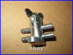 Suzuki Nos Fuel & Oil Cock Assy. Mt50 1971-73 44300-27060