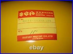 Suzuki Nos Inner Rear Fender Tm100-125-250-400 63112-28300-163