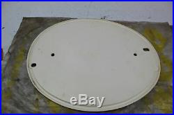 Suzuki Nos Rh Number Plate 94910-16501 Tm75/125/250/400