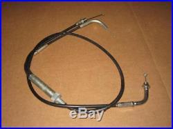 Suzuki Nos Throttle Cable 2 Re5 1975-76 58300-37600