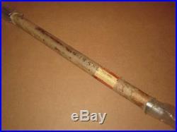 Suzuki Nos Vintage Fork Tube Gt185 1973-74 51111-36010