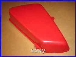 Suzuki Nos Vintage Lt. Side Cover Rv90 1973-77 47211-27600-293