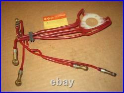 Suzuki Nos Vintage Oil Hose Assy. 2 Gt380 1972-77 16820-33030