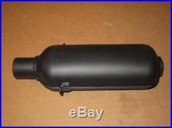 Suzuki Nos Vintage Silencer Rm100 Rm125 14330-41601