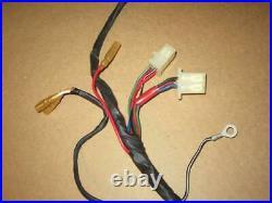 Suzuki Nos Vintage Wire Harness B Tc185 1975-77 36620-29102