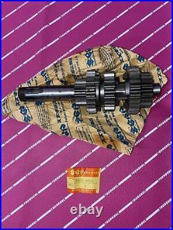 Suzuki Oem Nos Gs 1000 1978 1979 Countershaft Assembly 24120-49001