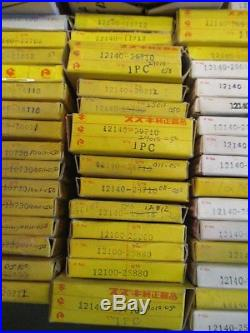 Suzuki Piston Rings Lot Of 85 Units Nos Oem With Part Numbers Shop Use Resale