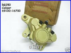 Suzuki RG250 Rear Brake Caliper Assy NOS RG 250 RR Wheel CALIPER 69100-16700