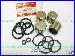 Suzuki RG500 Front Caliper Repair Kit NOS GSXR400 GSX400 Piston Seal 59100-04820
