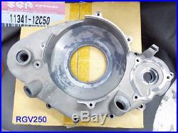 Suzuki RGV250 Clutch Inner Cover NOS RGV 250 Crankcase Cover Inner 11341-12C50