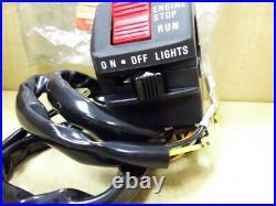 Suzuki RGV250 Switch Assy RH 1991-94 NOS RGV250 RIGHT Handle Switch 37200-12C21