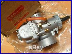 Suzuki RM100 RM100B 1977 Carburetor NOS Genuine MIKUNI Japan P/N 13200-41620