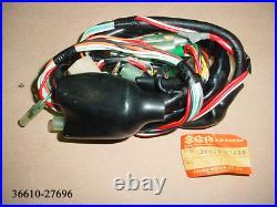 Suzuki RV90 Wireharness 1974 NOS RV90A Wire Harness 36610-27696 MAIN WIRING