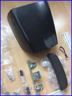 Suzuki Rg400 Rg500 Nos Seat Tail Box Kit Unpainted New Pt 45550-20861 New In Bag