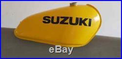 Suzuki Rm100 Rm125 1975/1978 Nos Gas Fuel Petrol Tank