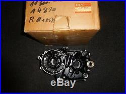 Suzuki Rm125 Nos Engine Cases 1981 X Brand New