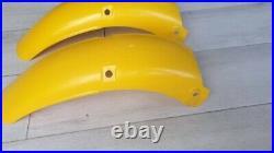 Suzuki Rm125 Rm250 Rm370 1975-1978 Nos Rear Fender Pair 63111-41102-163