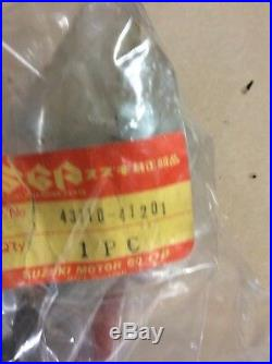 Suzuki Rm370 Rm 370 Rm400 Rm250 Brake Pedal Oem Nos 43110-41201 43110-41202