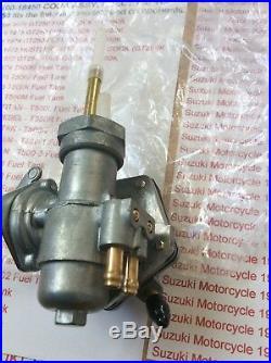 Suzuki T250 T350 T305 Tc305 Gt250 T500 Nos Fuel Petcock Pt No 44300-18450 New